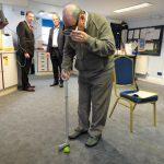Geoff golf