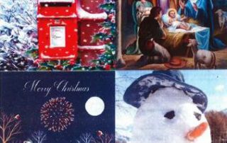 Xmas Card Order Form pic